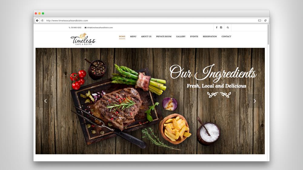 timelesswebsite